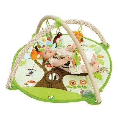 Skip Hop Treetop Friends Infant Activity Gym | Baby Play Mat