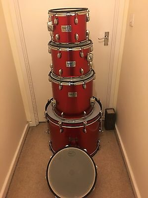 Jobeky Electronic Drum Kit With 2box Cymbals And Module