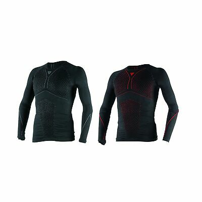 Dainese D-Core Thermo LS Motorcycle/Bike Riding Base Layer Under Tee/Top