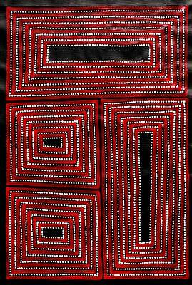Aboriginal Art by Adam Reid 57cm x 86cm