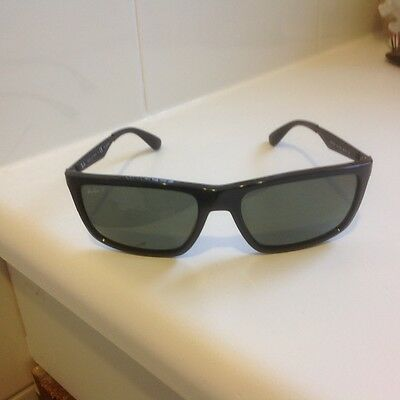 Sunglasses Rayban 4228 Color 601/9A Size 58