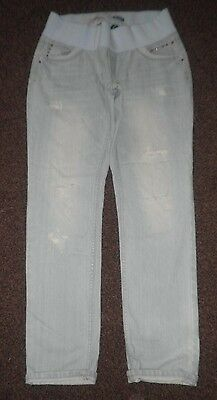 Ladies Maternity Jeans Size 12
