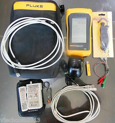 Fluke one Touch Series 2 Network Assistant