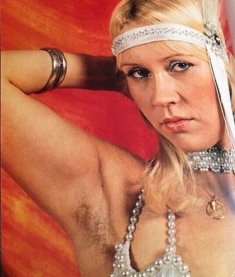 Agnetha Faltskog  photograph #426klli14 (SUPER scarce item)