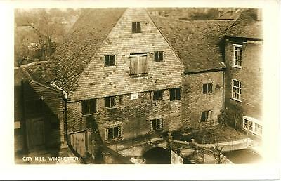 The City Mill, Winchester RP. postcard