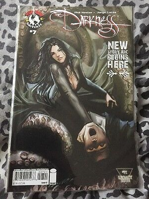 The Darkness Issue 7
