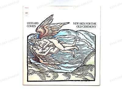 Leonard Cohen - New Skin For The Old Ceremony Europe LP //19