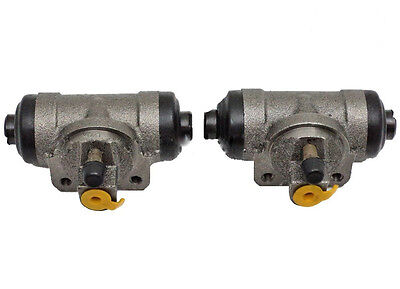 A Pair Of Rear Brake Wheel Cylinders Ford Transit Mk6 2000-2006 2.0 2.3 2.4