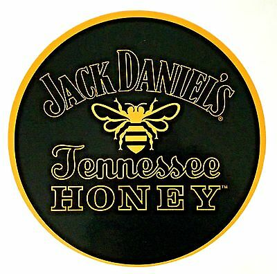 "Jack Daniel's Tennessee Honey 12"" Tin Sign"