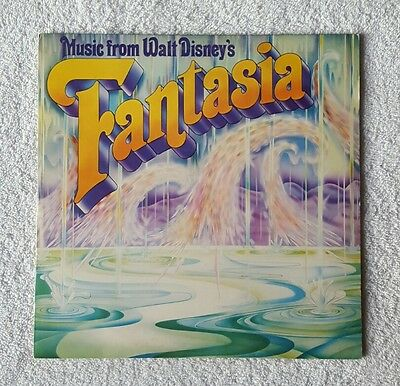 "Music from Walt Disney's Fantasia - Readers Digest 1968 12"" Record Album"