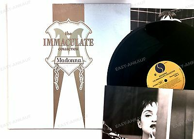 Madonna - The Immaculate Collection UK & Europe 2LP 1990 FOC + Innerbag //5