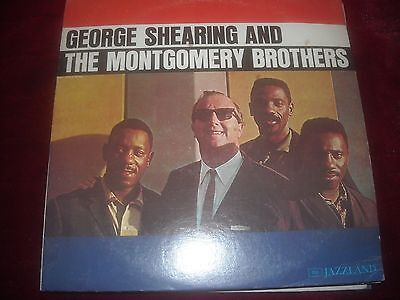 George Shearing And The Montgomery Brothers  Lp