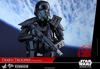 Hot Toys Star Wars Death Trooper Specialist / Sixth Scale / Neuware