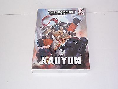 Warhammer 40k Kauyon Dual bookset - New and Sealed