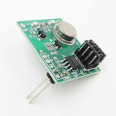 5V -12V 433Mhz Wireless Transmitter EV1527 Learning Code Encoded for Arduino/AVR