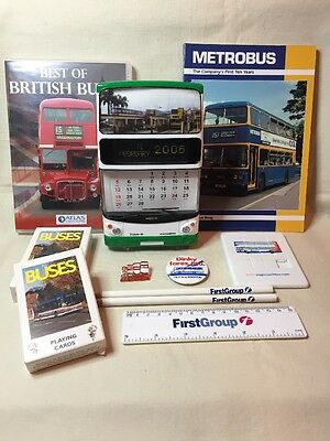 Collectable Bus Related Items - Various