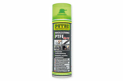 Petec Hochleistungs Ptfe Spray