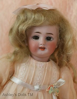 Antique Simon and Halbig 1269 Doll, 11.5 IN, Antique German Bisque Doll