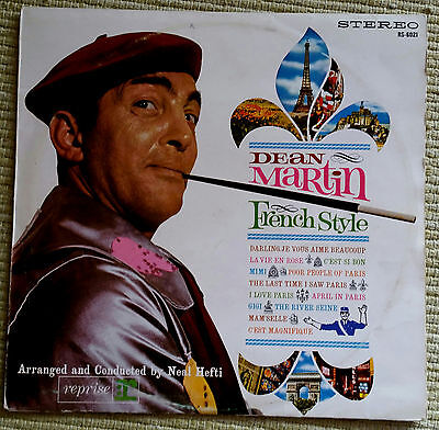 Dean Martin _ French Style