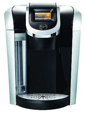 Keurig 2.0 K400 Brewer - Black Single Serve Coffee Maker