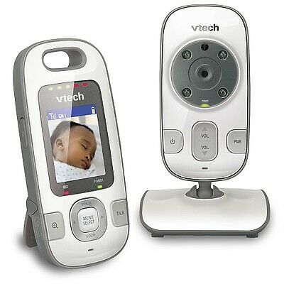 Vtech - VM312 - Safe&Sound - Full Colour Baby Video and Audio Monitor