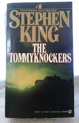 The Tommy-Knockers by King, Stephen Paperback Book The Cheap Fast Free Post