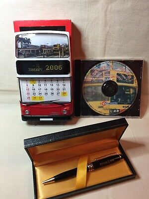 HK Citybus Collectable Items