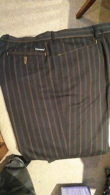Stromberg Golf Trousers size 40L But fit is 38L