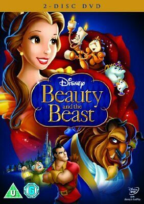 Beauty and the Beast [DVD] - DVD  BWVG The Cheap Fast Free Post