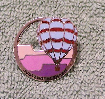 Just Another Habit Balloon Pin