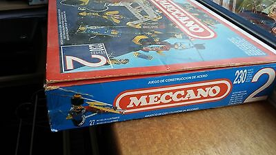 Meccano  set 2 , circa 1996, 27 models  - boxed and in good condition
