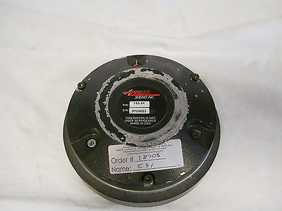Vintage Apogee Compression Driver High Frequency Hochtontreiber 110-84 110 84