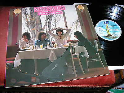 SMOKIE  -      The Montreux Album,      ORIGINAL 1978 UK LP..... EX