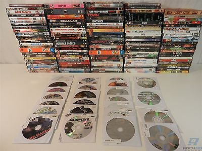 Lot of 156 DVD Movies - Family Guy, Terminator 2, Star Wars, Spider-Man 2