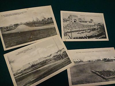 Postcards of the Durbar in 1911