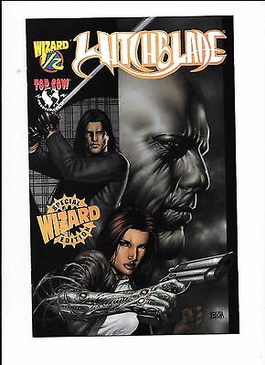 Witchblade volume 2 #1/2 variant mail away edition 2001