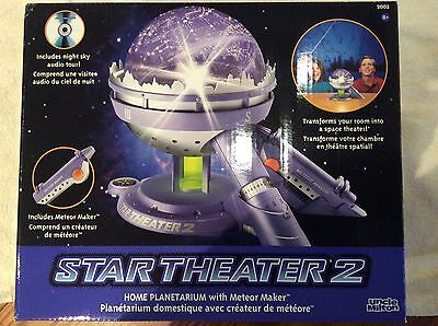 Star Theater 2 Planetarium With Meteor Maker by Uncle Milton