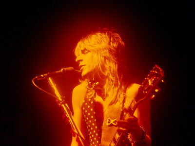 Art Print Poster / Canvas randy rhoads