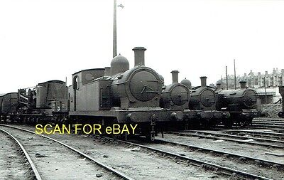 Railway Photo GWR (ex-Barry Rly B1 Class) 062Ts Nos 275, 277 & 265 at Barry 1948