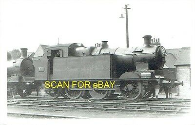 Railway Photo GWR (ex-Taff Vale Rly A Class) 062T No 346 at Cathays mpd (2)