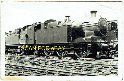 Railway Photo GWR (ex-Taff Vale Rly A Class) 062T No 372 at Unknown Location