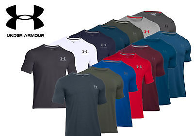 Men's Under Armour Charged Cotton Sport Athletic 1257616 T-Shirt Regular & Tall