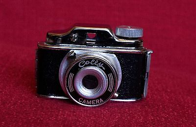Colly Sub-Miniature Vintage Camera with Case