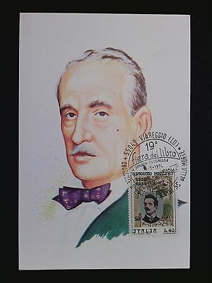 ITALIA MK 1974 PUCCINI KOMPONIST COMPOSER MAXIMUMKARTE MAXIMUM CARD MC CM c8681
