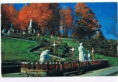 Shrine Of Our Lady Of La Salette - Enfield New Hampshire - Postcard # P7014