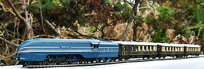 HORNBY  R2271 LMS  Coronation Class 6223 'Princess Alice'and 3 Pullman cars vgc