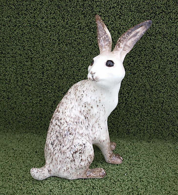 Winstanley Cat Pottery Arctic Hare Size 6 New