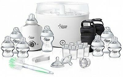 Tommee Tippee Closer To Nature Essentials Starter Kit