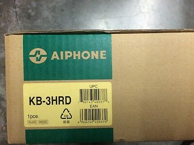 New Aiphone Kb-3Hrd Color Video Door Answering System