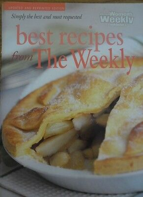 Womens Weekly - Best Recipes From The Weekly Cook Book
